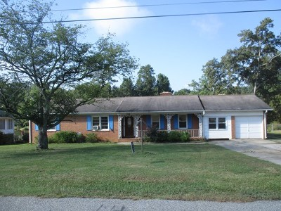 Greenwood County Single Family Home For Sale: 108 Colonial Dr