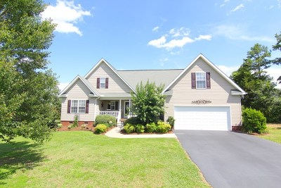 Greenwood County Single Family Home For Sale: 408 Bent Creek Rd