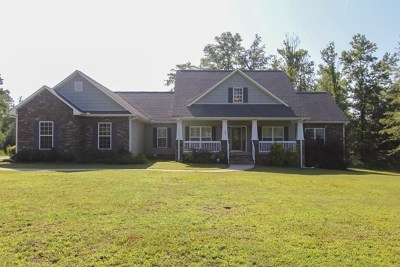 Greenwood County Single Family Home For Sale: 303 Callison Hwy