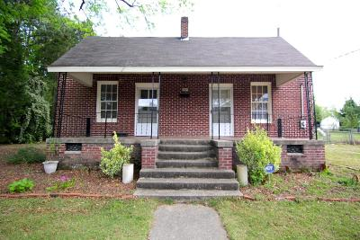 Greenwood Single Family Home For Sale: 217 Jackson