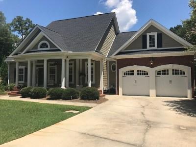 Greenwood Single Family Home For Sale: 118 Kensington Dr