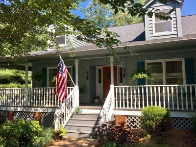 Greenwood Single Family Home For Sale: 110 Wentworth Drive