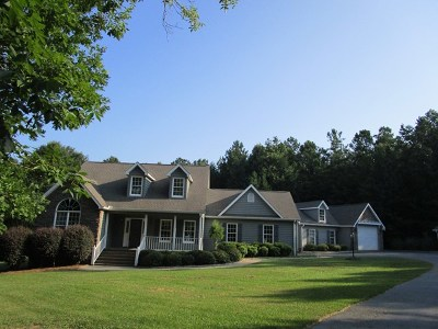 Abbeville SC Single Family Home For Sale: $295,000