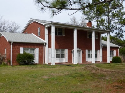 Greenwood County Single Family Home For Sale: 5100 Emerson St.