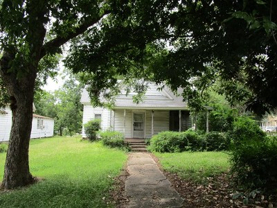 Abbeville SC Single Family Home For Sale: $20,000