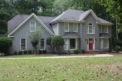 Greenwood County Single Family Home For Sale: 116 Planters Ct