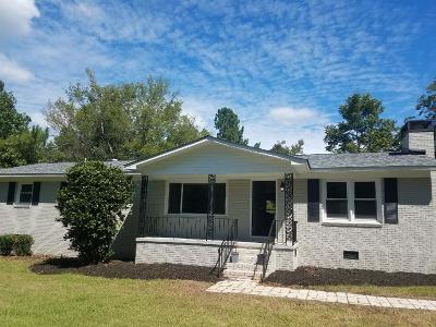Greenwood County Single Family Home For Sale: 1114 Hwy 246 N