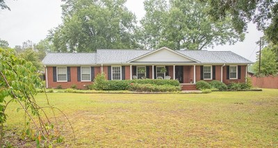 Greenwood Single Family Home For Sale: 204 Belle Meade Road
