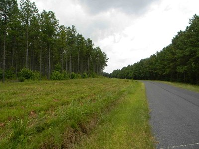 Donalds Residential Lots & Land For Sale: Mock Orange Rd.