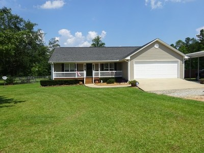 Greenwood County Single Family Home For Sale: 2625 County Line Road