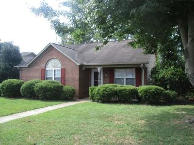 Greenwood County Single Family Home For Sale: 114 Summit St