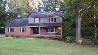 Abbeville Single Family Home For Sale: 304 Millwood Rd