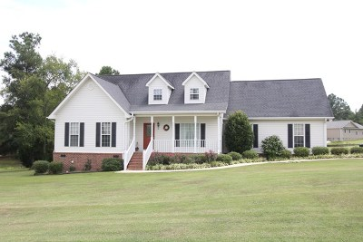 Abbeville SC Single Family Home For Sale: $193,900