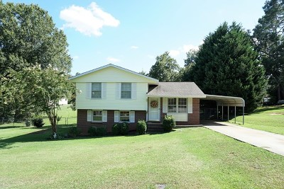 Greenwood County Single Family Home For Sale: 100 Greene Ave