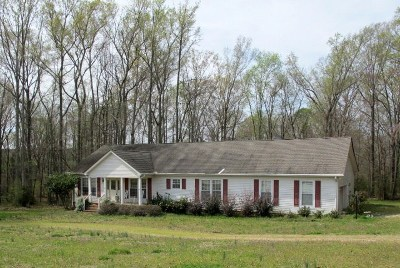 Greenwood County Single Family Home For Sale: 607 Clem Rd
