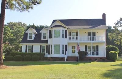 Greenwood Single Family Home For Sale: 102 Barrett Dr