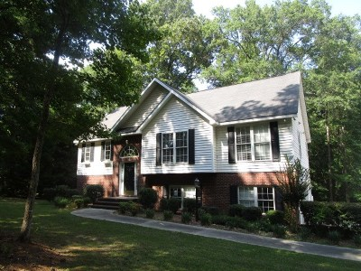 Greenwood Single Family Home For Sale: 907 Mt. Moriah Rd