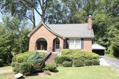 Greenwood Single Family Home For Sale: 217 Jennings Ave