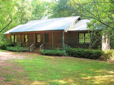 Hodges Single Family Home For Sale: 4132 Pickens Creek Road