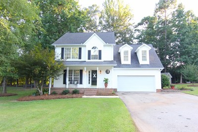 Greenwood County Single Family Home For Sale: 106 Wenmount Ct