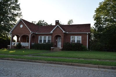 Greenwood County Single Family Home For Sale: 804 Wright Ave