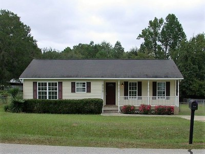 Greenwood County Single Family Home For Sale: 248 Wisewood Circle