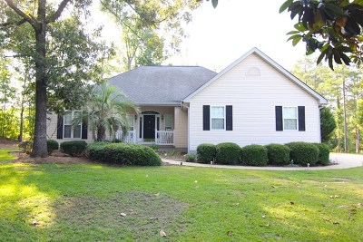Greenwood County Single Family Home For Sale: 228 Lakewood Dr
