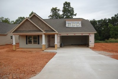 Greenwood County Single Family Home For Sale: 107 Granite Ct