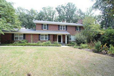 Greenwood County Single Family Home For Sale: 118 Woodcrest