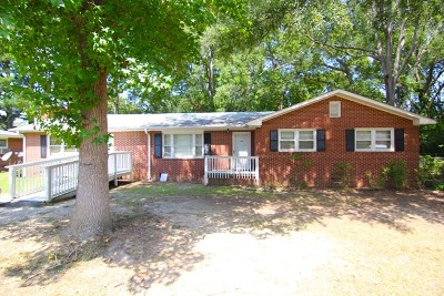 Greenwood County Single Family Home For Sale: 125 Southern Ave