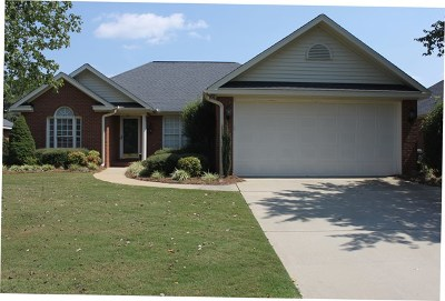 Greenwood County Single Family Home For Sale: 126 Kings Grant Ln