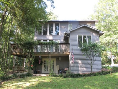 Greenwood County Single Family Home For Sale: 130 Sheffield Road