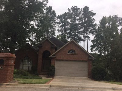 Greenwood County Single Family Home For Sale: 112 Wimbledon Ct