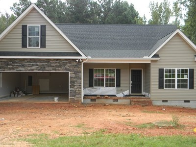 Greenwood Single Family Home For Sale: 117 Kinkade Dr