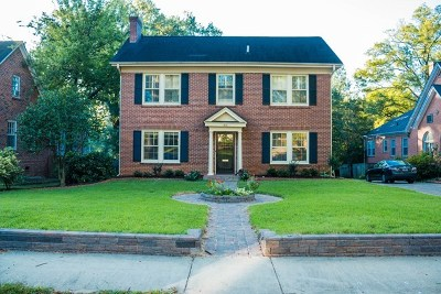 Greenwood County Single Family Home For Sale: 310 Jennings