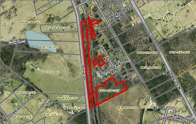 Greenwood County Residential Lots & Land For Sale: Dixie
