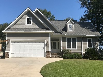 Greenwood County Single Family Home For Sale: 230 Arsenal Drive
