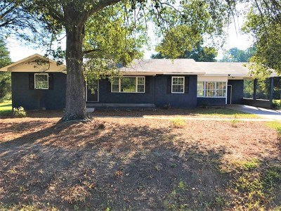Greenwood Single Family Home For Sale: 2440 Cokesbury Road
