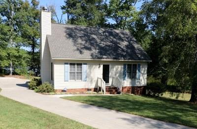 Greenwood Single Family Home For Sale: 118 Shortleaf Ct