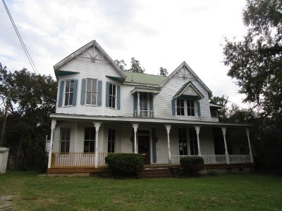 Abbeville Single Family Home For Sale: 105 Vienna Street
