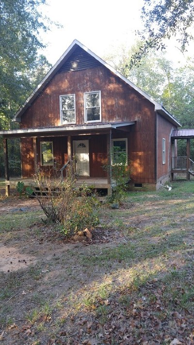 Abbeville SC Single Family Home For Sale: $49,600