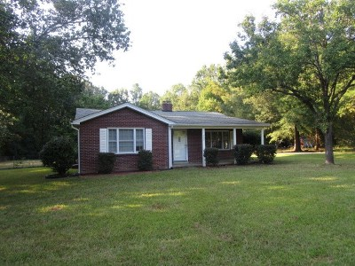 Greenwood Single Family Home For Sale: 207 Woodland Way