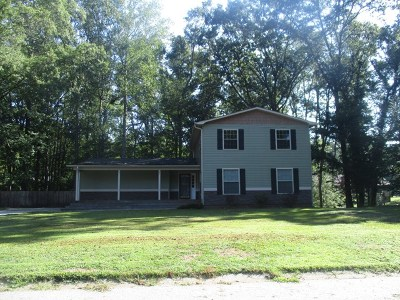 Greenwood County Single Family Home For Sale: 115 Bedford Rd