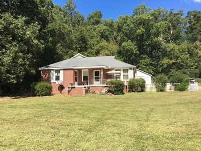Greenwood Single Family Home For Sale: 424 Woodlawn Road