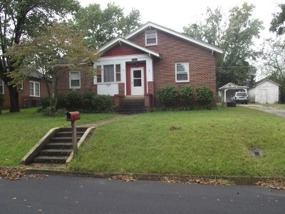 Greenwood County Single Family Home For Sale: 116 Liberty St