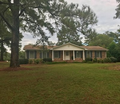 Greenwood Single Family Home For Sale: 101 Evergreen