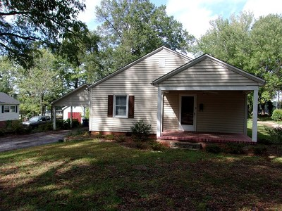 Greenwood County Single Family Home For Sale: 230 McGhee Avenue