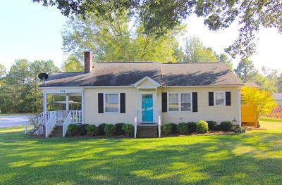 Greenwood Single Family Home For Sale: 904 Ninety Six Hwy