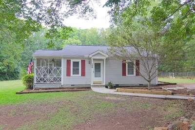 Greenwood County Single Family Home For Sale: 126 Crescent Dr