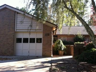 Greenwood Single Family Home For Sale: 114 Mayapple